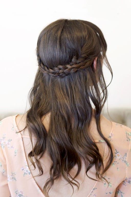 Wrap-Around Braid