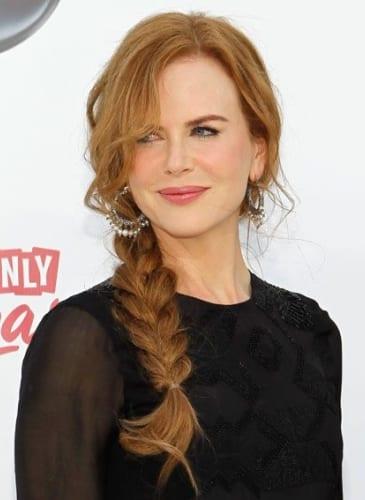 Nicole Kidman Braid