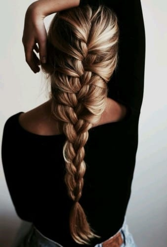 complex french braid